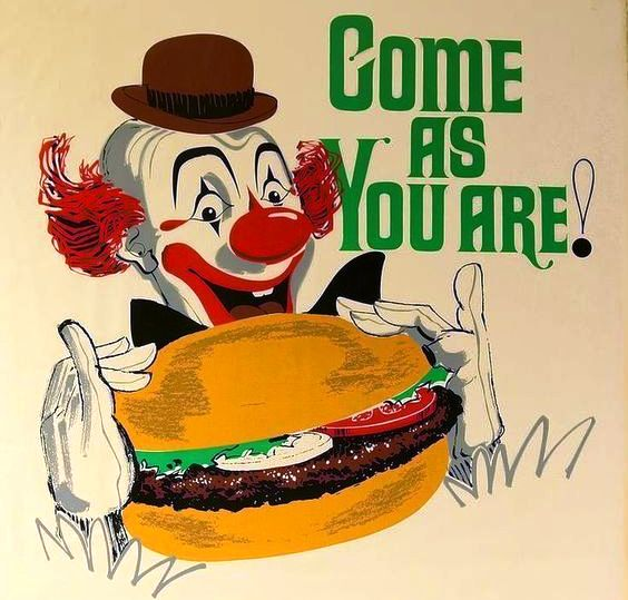 Sitting Bull prefers Burger.